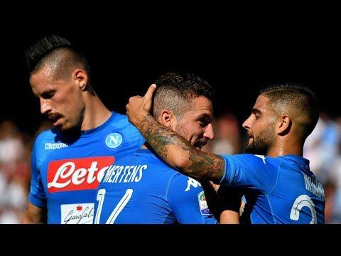 Napoli-Benevento 6-0 - All Goals & Highlights - Serie A ⚽