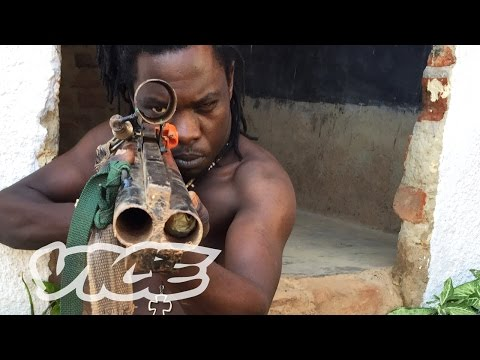 Doc - The New Wave of Ultra-Violent Ugandan DIY Action Cinema: Wakaliwood(Vice)