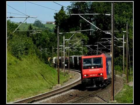 Swiss Trains Pictures  5