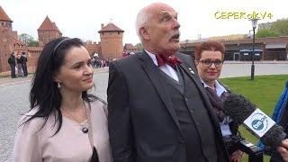 Janusz Korwin-Mikke o kobietach (rozmowa z TVN 24)