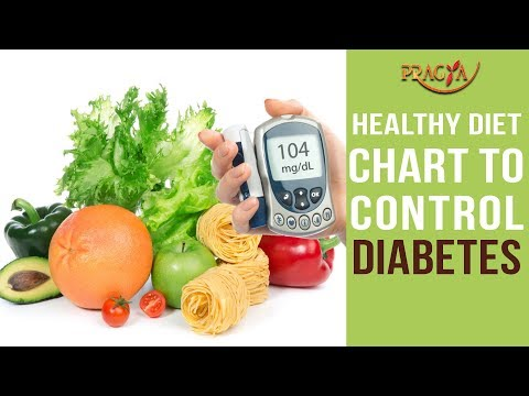 Diabetic diet - Healthy Diet Chart to Control Diabetes  Must Watch