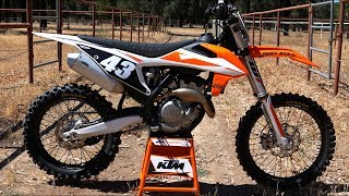 2. 2019 KTM 250SXF - Dirt Bike Magazine