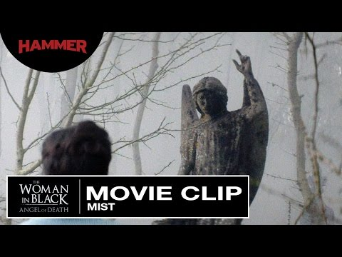 The Woman in Black: Angel of Death / Mist (Official Clip) HD