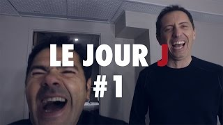 Video Le Jour J #1 - Visite surprise à Gad Elmaleh et Kev Adams MP3, 3GP, MP4, WEBM, AVI, FLV Juni 2017
