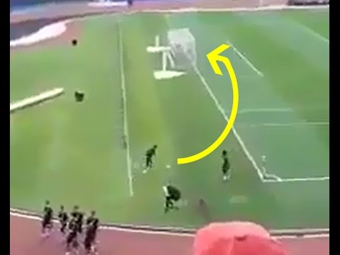 Assista aqui na TV Diário: No final do Treino da Seleção Neymar faz gol impossível veja