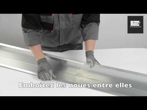 comment poser zinc noue