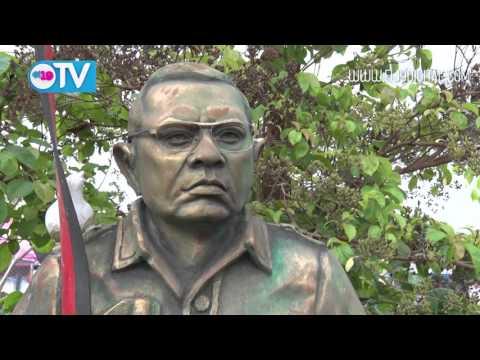 Estudiantes de Valle Sandino recuerdan al Comandante Tomás Borge Martínez