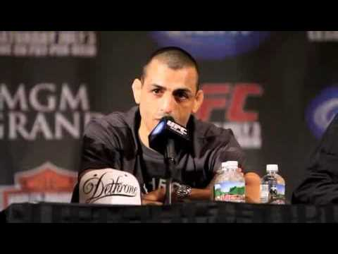 George Sotiropoulos UFC 116 PostFight Comments