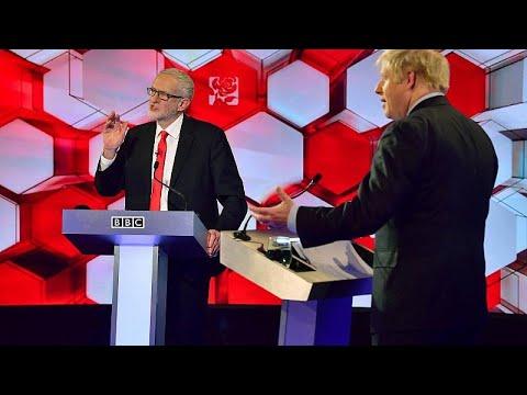 Μετωπική Τζόνσον-Κόρμπιν στο τελευταίο debate