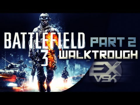 Battlefield 3 Walkthrough Partie 2 Commenté [FR][HD]