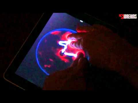 Video of Plasma Lamp
