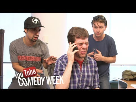 Rap - Freestyle Love Supreme kicks off the craziest All-Nighter ever, whether the staff wants them to or not. See more http://www.collegehumor.com LIKE us on: http...