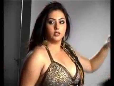 South Indian Actress Namitha Hot Photoshoot - Full Length Video