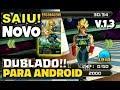Saiu!! Novo Dragonball Super Fighter Z Mobile Tap Battle BETA V.1.3 Dublado Para [Android]