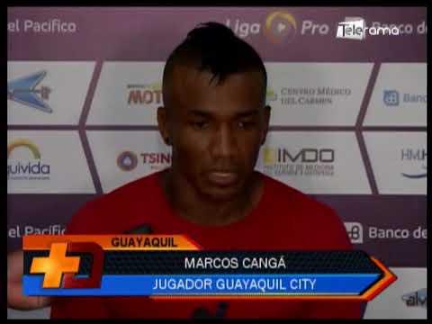 Guayaquil City inició con los trabajos para recibir a Independiente en Fecha 3