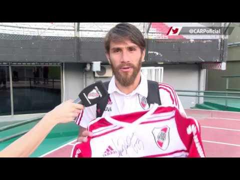 ¡Ganate la camiseta de Leo Ponzio!