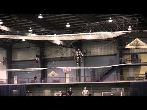 powered - On June 13th, 2013, the AeroVelo Atlas Human-Powered Helicopter captured the long standing AHS Sikorsky Prize with a flight lasting 64.1 seconds and reaching...