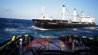 Video Salvage of vessel by ALP tug MP3, 3GP, MP4, WEBM, AVI, FLV Maret 2019
