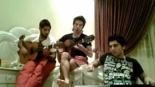 Reza Sadeghi (chavoshi&yeganeh_  Nashkan Delamo ) Persian Guitar By Mohsin Waahedi