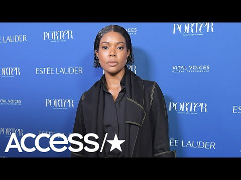 Gabrielle Union Responds To Criticism For Kissing Her Baby Daughter On The Lips