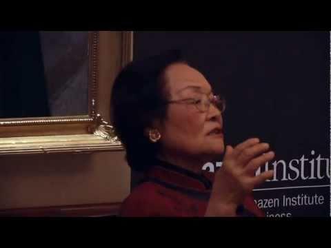 Linda Tsao Yang auf dem Geheimnis zu ein Effektives Management