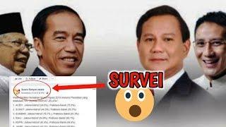 Video Prediksi Pilpres 2019 menurut Survei SUARA RAKYAT JELATA, Berita Terbaru hari ini MP3, 3GP, MP4, WEBM, AVI, FLV Februari 2019