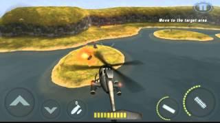 Gunship Battle: Helicopter videosu