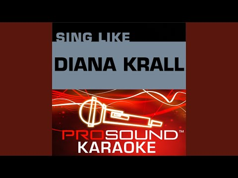 , title : 'I'll Never Be The Same (Karaoke Instrumental Track) (In the Style of Diana Krall)'