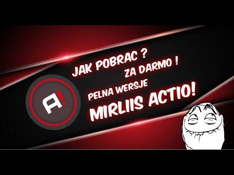 ✅🎥 Jak Pobrać za DARMO ! Pełną wersję Mirillis Action! 🎥✅