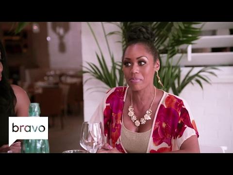 RHOP: Gizelle to Monique - You Speak Trick Trash (Season 2, Episode 10) | Bravo