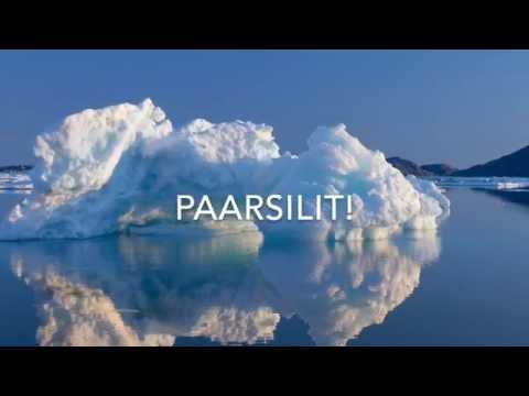 Innarta anaanaga. Song from Greenland. With lyrics.