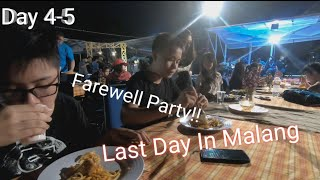 Video Farewell Party Selamat Pagi Indonesia ||Day 4-5 (MALANG Trip) #Farewellparty MP3, 3GP, MP4, WEBM, AVI, FLV Januari 2019