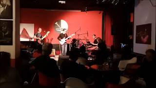 Video Ray   Pull Me Out of Here & Distant Whales jazz klub U Bílýho Če