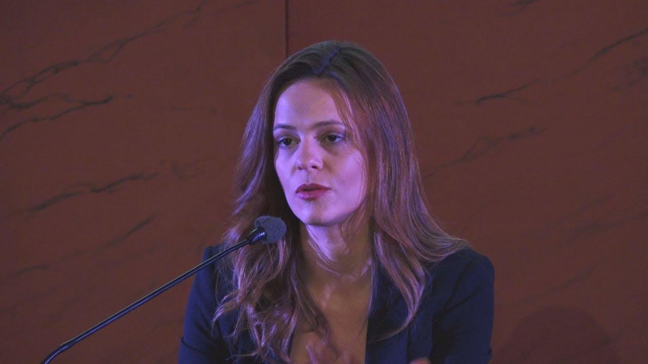 Ομιλία Έφης Αχτσιόγλου στη 2η έκθεση φορέων  Κοινωνικής και Αλληλέγγυας Οικονομίας