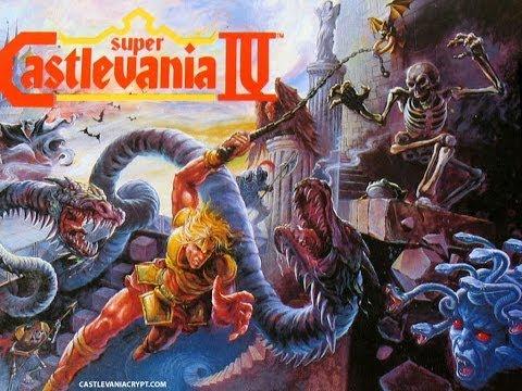 Super Castlevania IV Super Nintendo