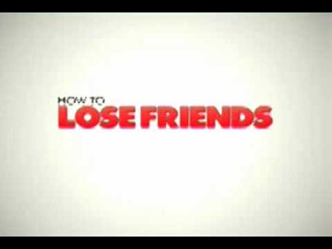 How to Lose Friends & Alienate People UK Teaser