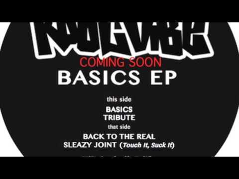 KVR08 : Kool Vibe - Basics EP - Previews