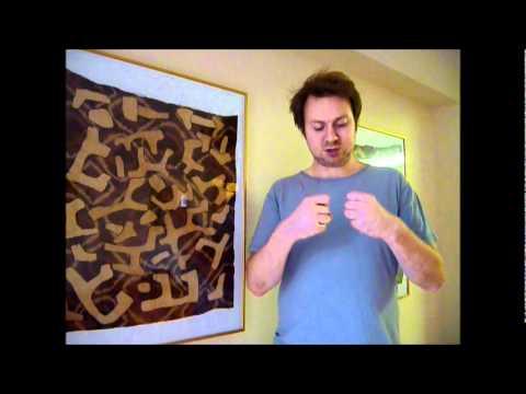 Left brain right brain exercises #3 two finger exercises