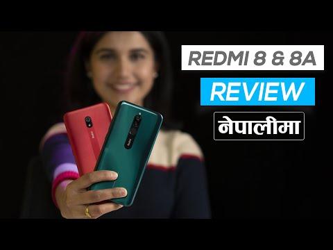 Redmi 8 Redmi 8A Review नेपालीमा