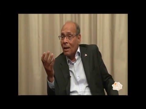 لقاء خاص مع الرئيس التونسي السابق المنصف المرزوقي