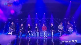 Video [0xFESTA with EXO #3] 말(하기도) 입(아픈) 잘(생김) 무대! MP3, 3GP, MP4, WEBM, AVI, FLV Juni 2019