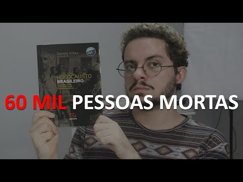 Holocausto Brasileiro e a Luta Antimanicomial (Daniela Arbex) • Junior Costa TV