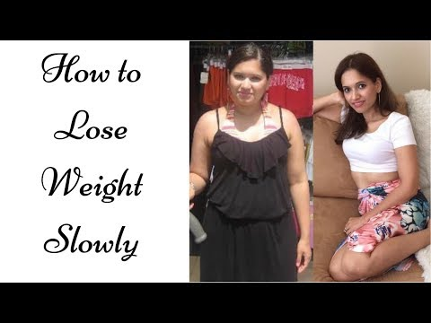 How to Lose Weight Slowly  Feminine vs Masculine Weight Loss Goals