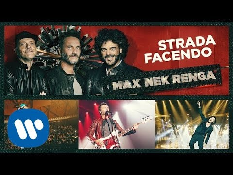 "Max Pezzali Nek Francesco Renga ""Strada Facendo"" (Official Video)"
