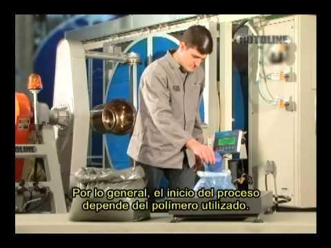 rotomoldeo - Visite www.rotoline.com e vea la línea completa de Máquinas para Rotomoldeo Rotoline.
