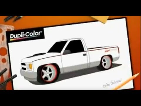 Dupli-Color: GMC Truck Gets Paint Shop Part 2
