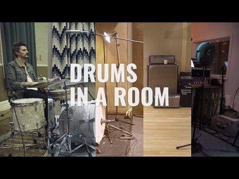 Recording Drums: What Difference Does The Room Make?