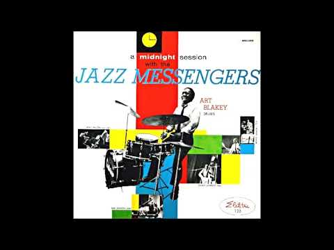 Art Blakey And The Jazz Messengers – A Midnight Session