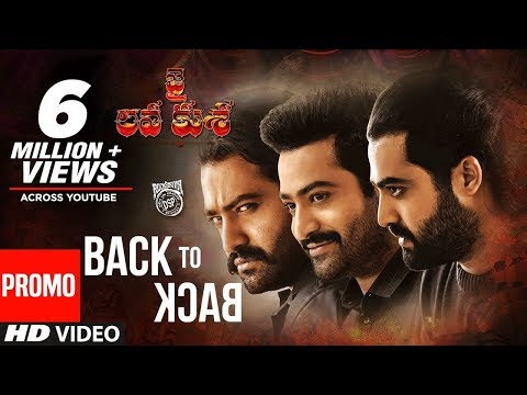 Jai Lava Kusa Video Songs – Back to Back Promos