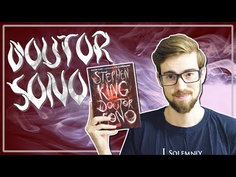 DOUTOR SONO - Stephen King | #Lucas